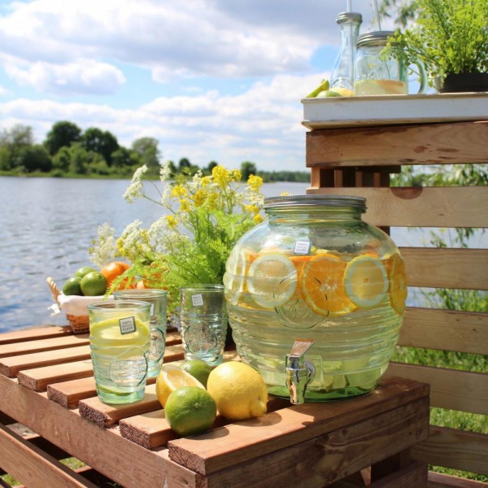 Bee sulas glāze stikla 33CL