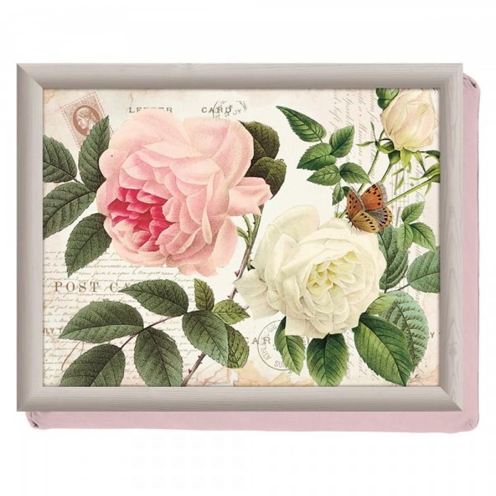 Rose garden paplāte spilvens 43.8x33.8cm, Creative Tops