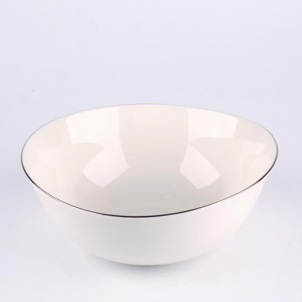 SENSE PLATINUM SALĀTU BĻODA 20CM, Quality Ceramic