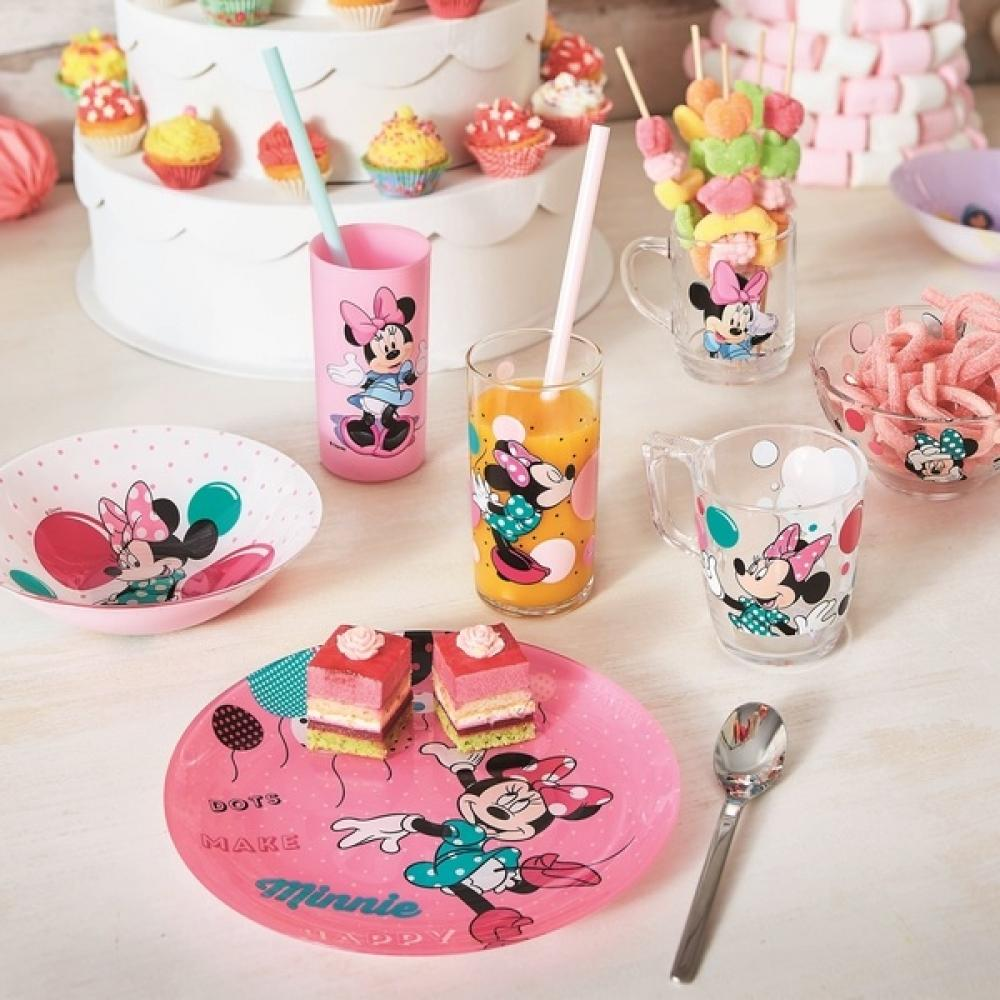 DISNEY PARTY MINNIE BĻODA 50CL, Luminarc