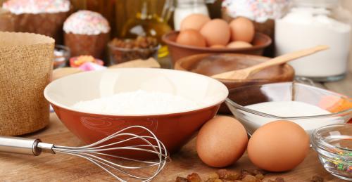 7 receptes Lieldienu svētku galdam